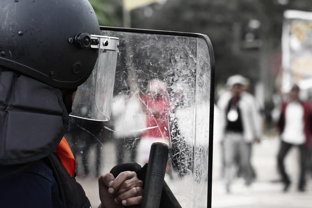 Political Riot